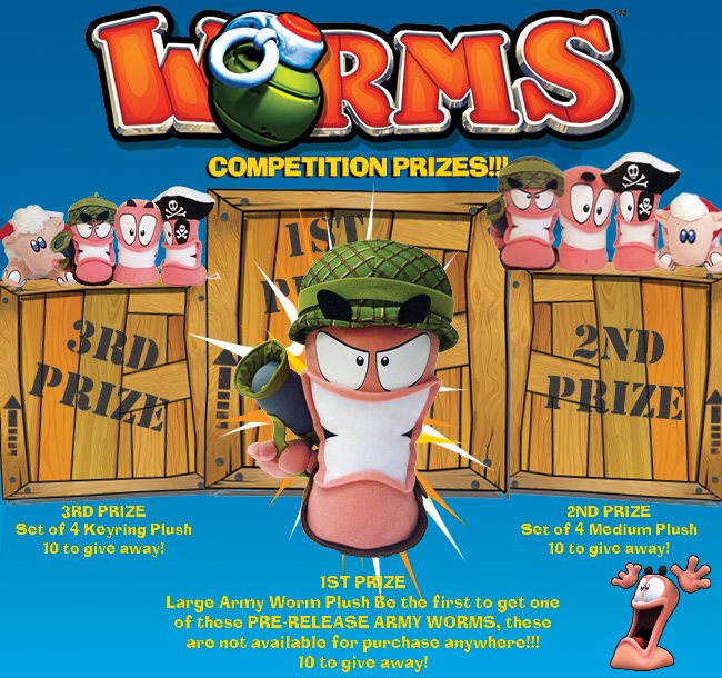 worms comp