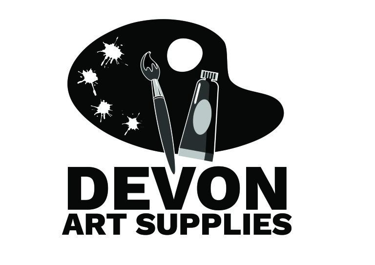 Devon Art Supplies Logo Final-01